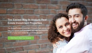 BiggerPockets Property Analysis Software